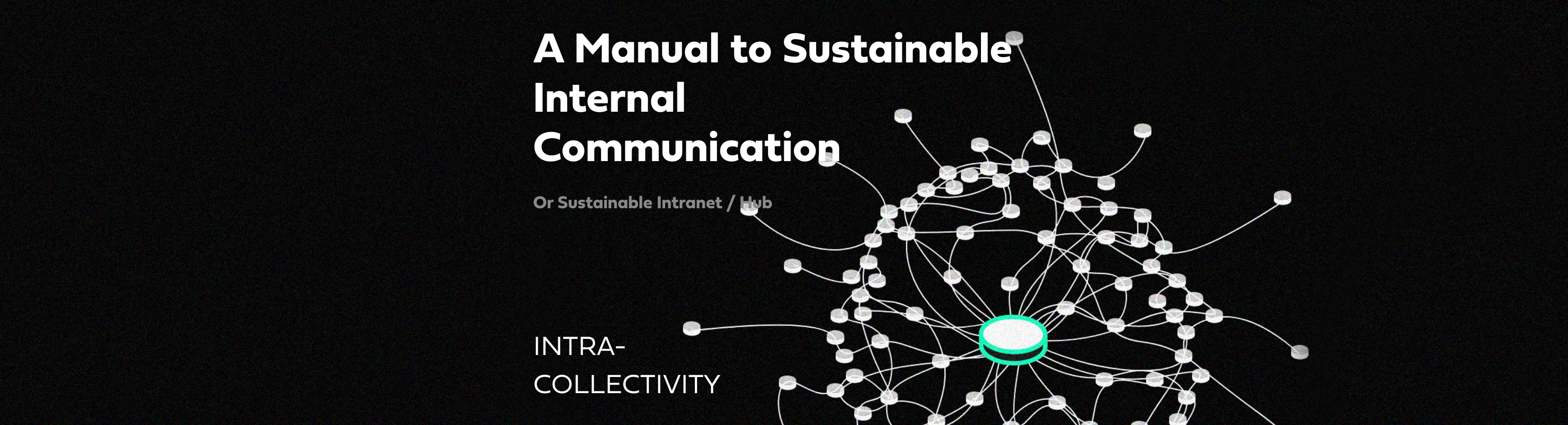 Featured image Norman Lammers Sustainability Intranet