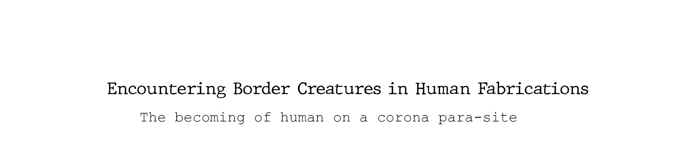 Title_encounter border creatures